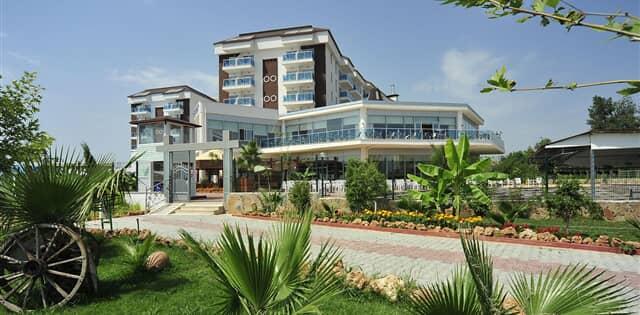 Cenger Beach Resort Spa