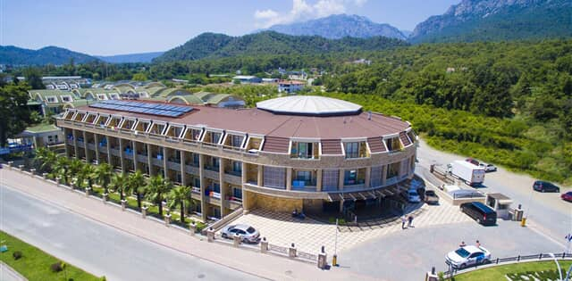 Elamir Resort Hotel (Ex Kemer Botanik Resort)