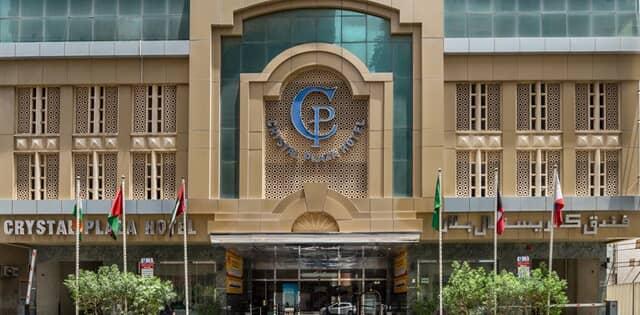 OYO122 Crystal Plaza Hotel