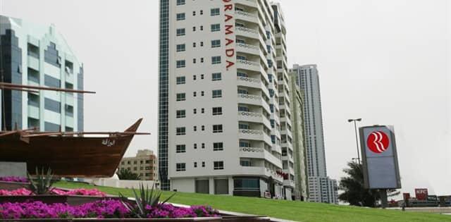 Ramada by Wyndham Beach Hotel Ajman (ex. Landmark Suites Ajman)