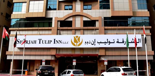 Tulip Inn Hotel Apartment Sharjah