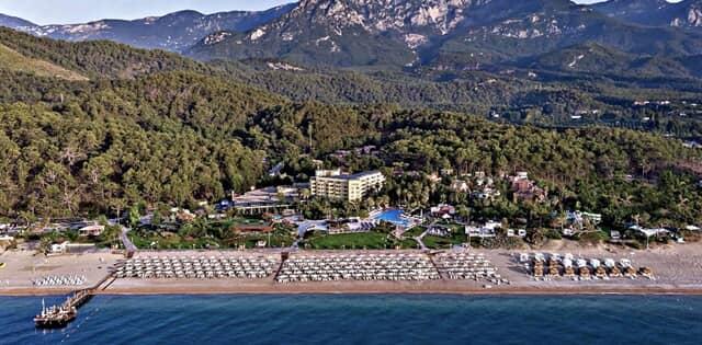 Zarema Sultan Luxury Resort (test)